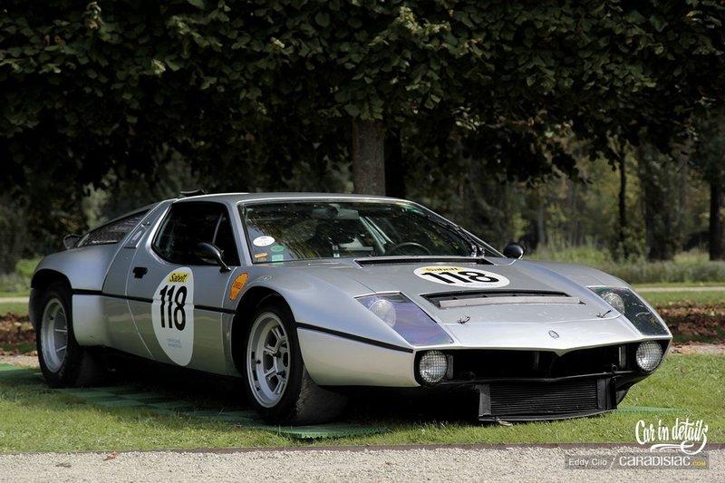 Maserati Bora Group 4 (AM117)