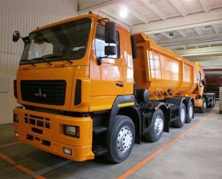 МАЗ 6516V8-520