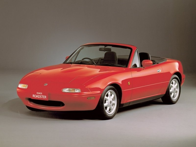 Mazda MX-5 Miata 1989-1997