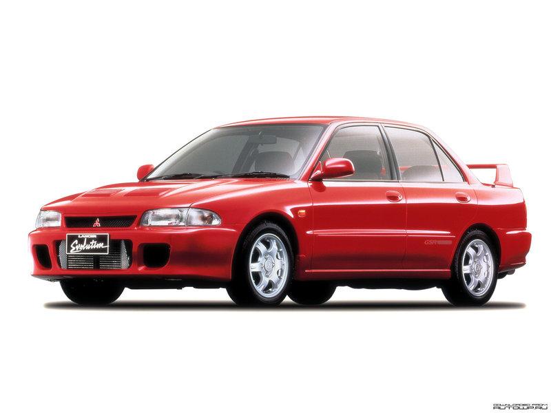 Mitsubishi Lancer Evolution I