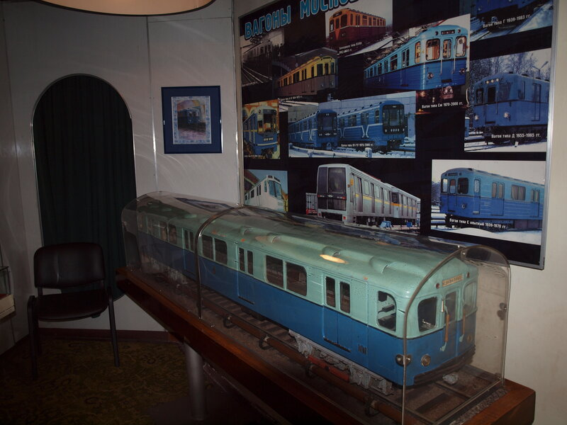 Музей метро | Музейка