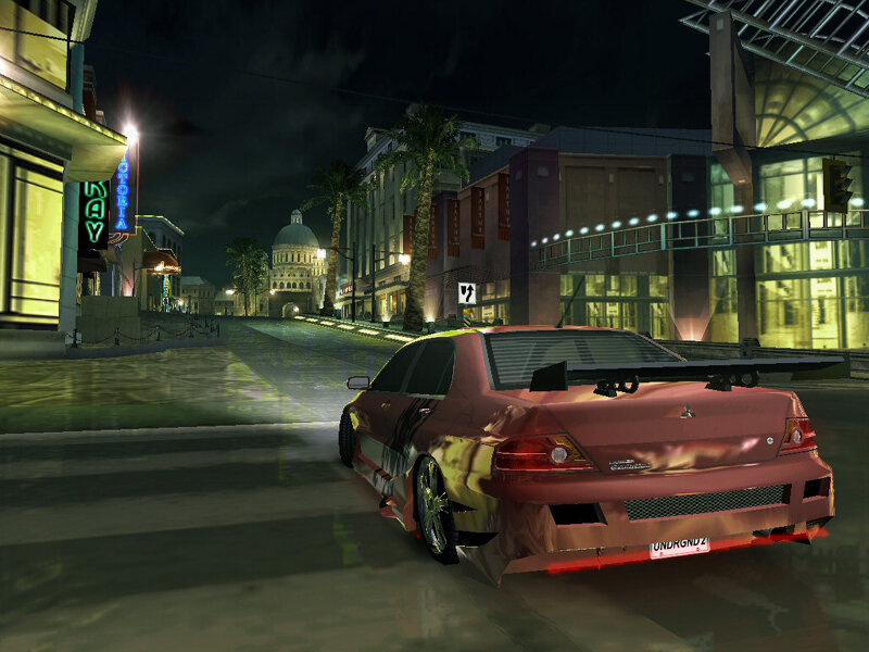 Need For Speed: Underground 2: скриншоты (screenshots) из игры Need For Speed: Underground 2 (nfsu2)