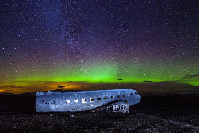 NewPix.ru - Красивые фотографии северного сияния