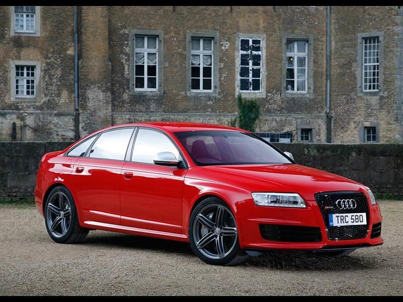Новый Audi RS6 (Ауди РС6)