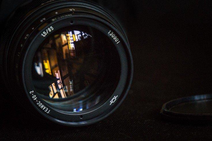 Объектив Гелиос-40-2 85mm f/1.5 c адаптером Canon/M42 (для Canon) — Российское фото