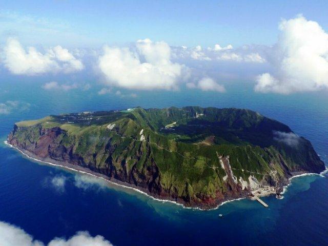 Остров-вулкан Аогасима (фото и видео) | STENA.ee