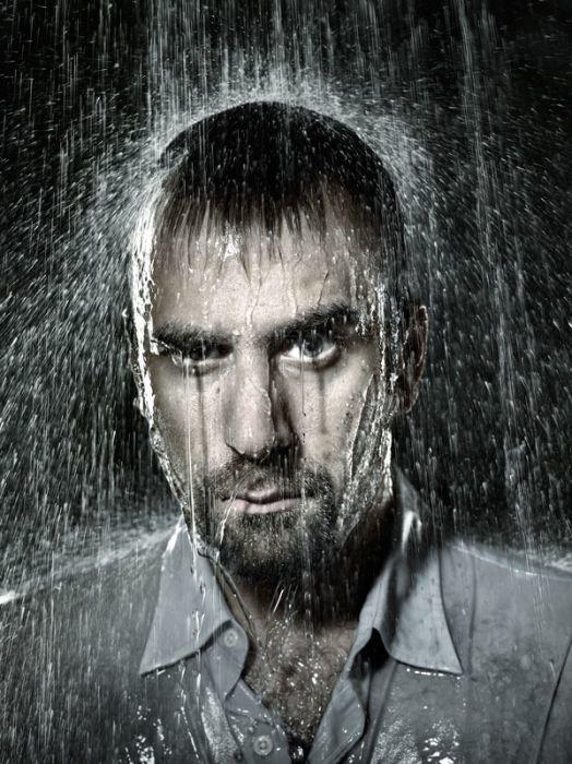 Под дождем (12 фото) » Триникси