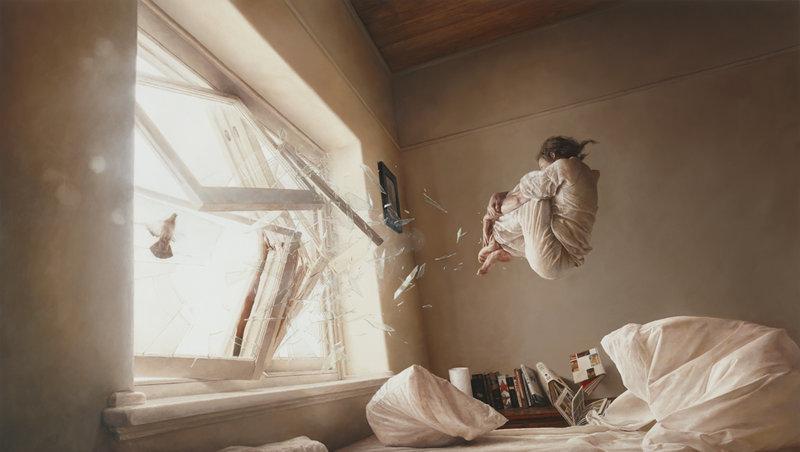 Реалистичная живопись Джереми Геддеса