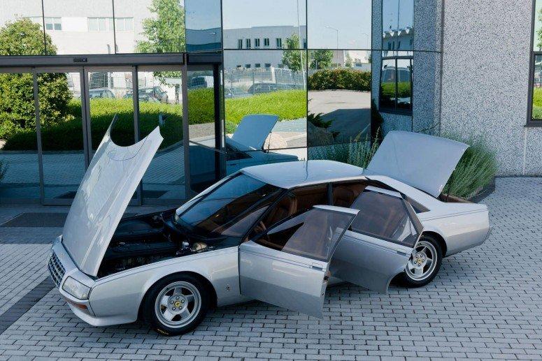 Редкий концепт 1980 Ferrari Pinin пойдет с молотка