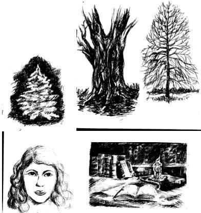Рисунок тушью на уроках изобразительного искусства