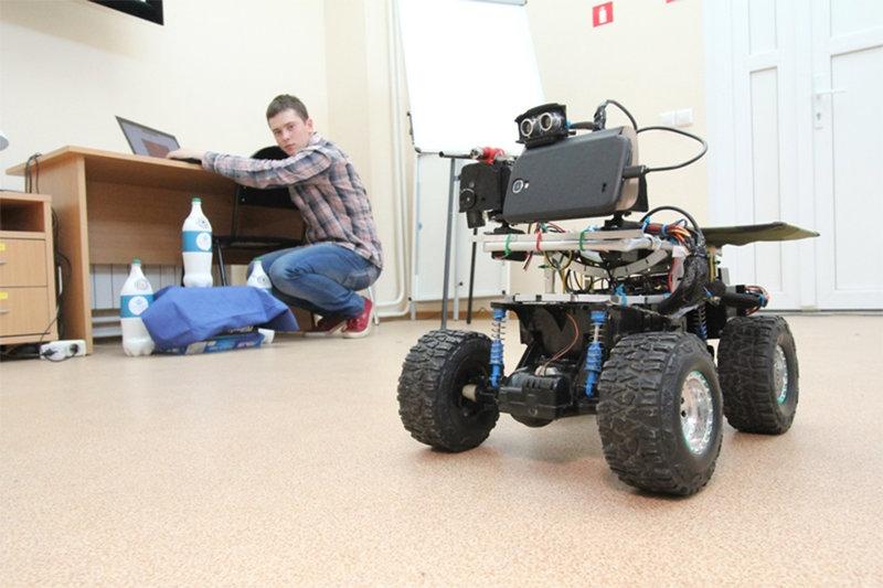 Робот-учитель создан вТомске — National Geographic Россия
