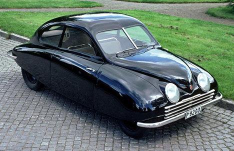 Saab, первый автомобиль — прототип 92001
