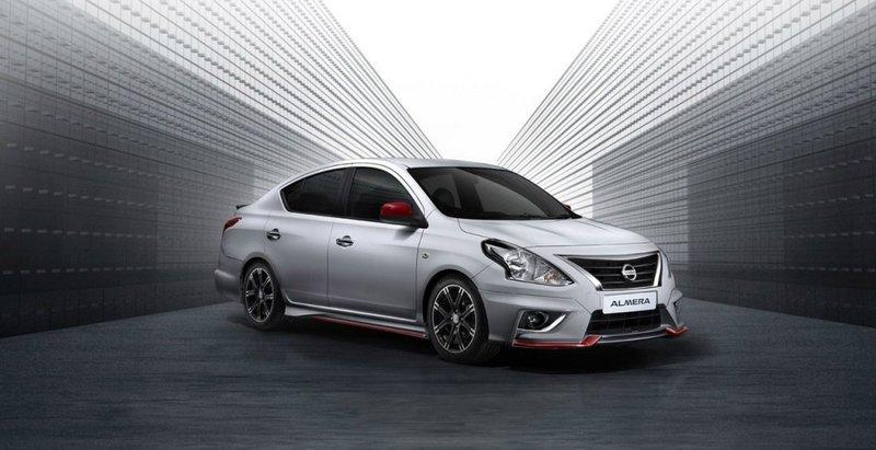 Седан Nissan Almera оснастили пакетом NISMO Performance Package - UINCAR