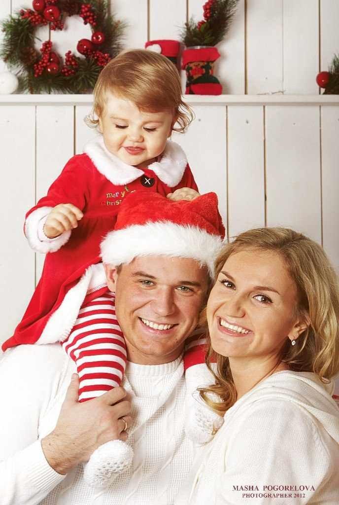 семейное фото на рождество и новый год | Идеи для фотосессий. Уроки фотографии | eskant-foto.ru