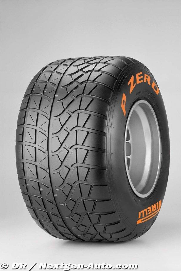 Шины P Zero для F1