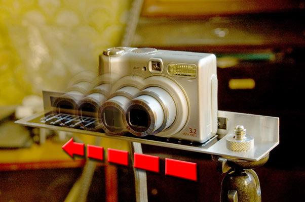 Снимаем в стерео обычным фотоаппаратом