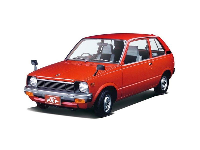 Suzuki Alto 3-door '1979
