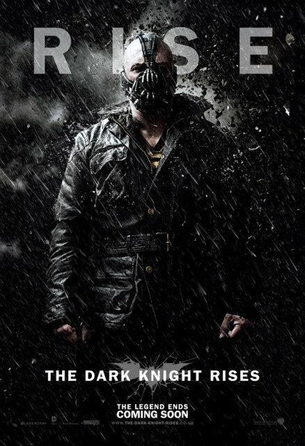 Темный рыцарь: Новые постеры и кадры!