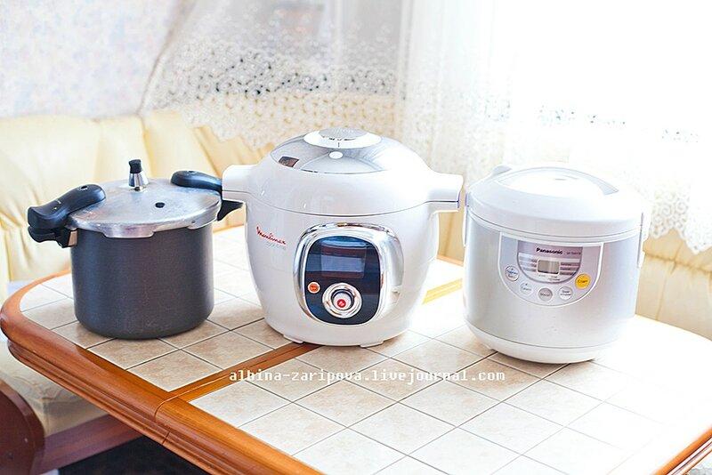 Тестируем мультиварку Moulinex Cook4me CE701132 / Бытовая техника / Коллективный блог