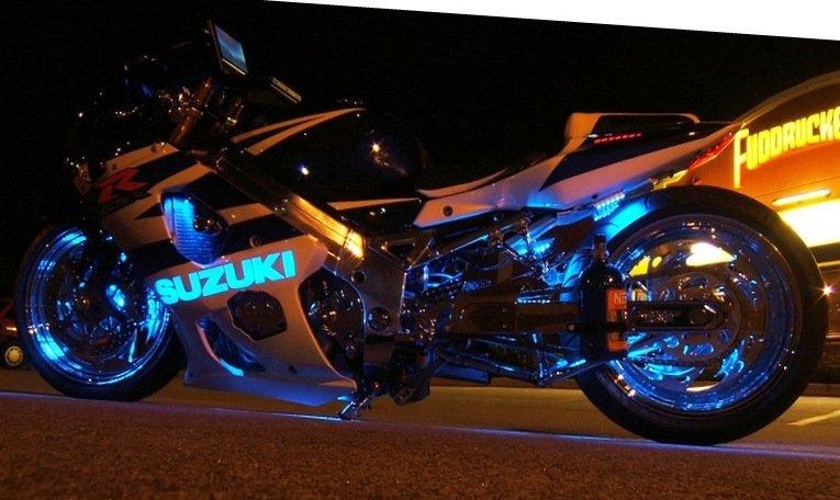 Тюнинг мотоциклов - профессиональное перевоплощение байков