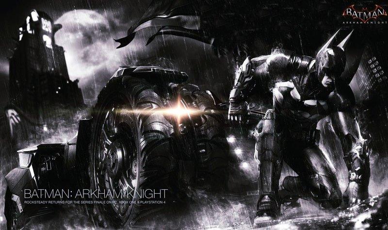 Трейлер к игре Batman: Arkham Knight