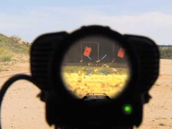 «Умная» винтовка победила профессионального снайпера