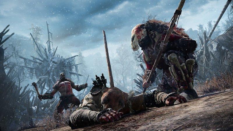 В Far Cry: Primal можно творить все, что вздумается | Gamebomb.ru