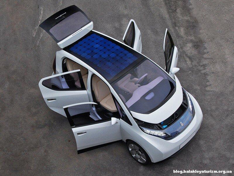 В Париже туристам предлагают электромобили :  : Блог Туризма Балаклеи