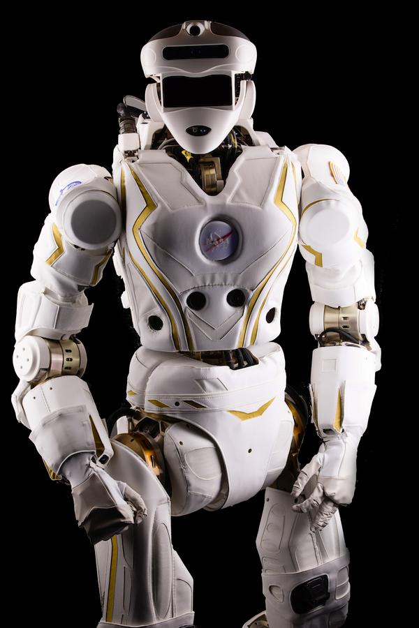 Valkyrie: новый робот-гуманоид NASA — Популярная механика