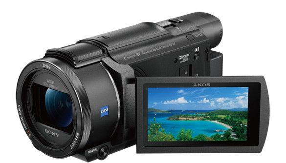 Видеокамера Sony Handycam FDR AX53
