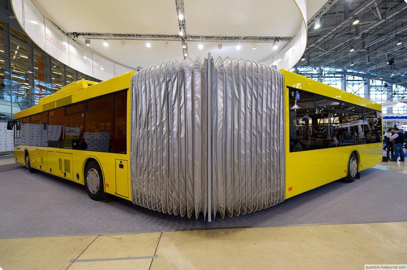 Выставка общественного транспорта «Экспосититранс-2014» (81 фото)