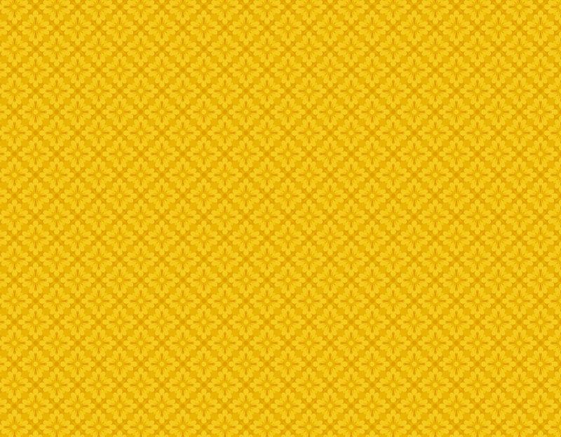 yellow pattern, узор с желтыми цветочками, фон