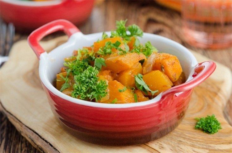 Тыква тушеная с овощами рецепты приготовления