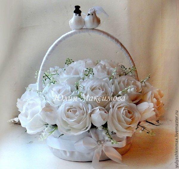 Букет из конфетна свадьбу золотой шар цветы купить
