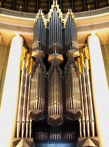 орган музыкальный инструмент