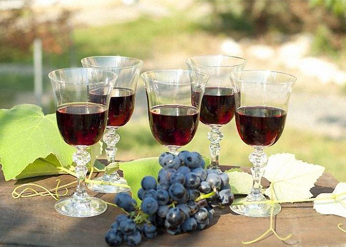доспехи были домашнее вино из винограда польза и вред означает