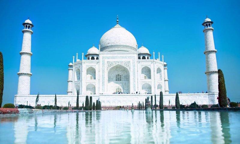Тадж-Махал. Индия