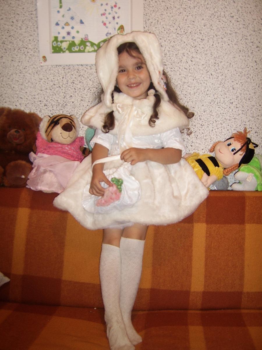 Карнавальный костюм зайчика своими руками фото 993