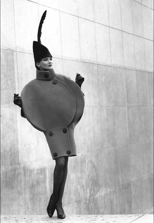 Авангард — стиль на грани моды, для самых смелых дам! | Матроны.RU