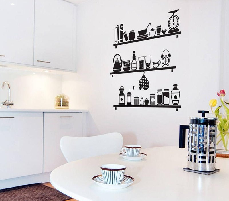 Декор для кухни своими руками (78 фото): преображаем легко! - HappyModern
