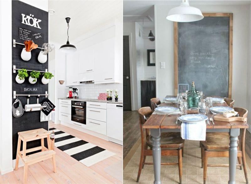 кухни фото декор