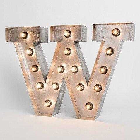 Декоративные буквы для интерьера – купить в интернет-магазине StoryStore
