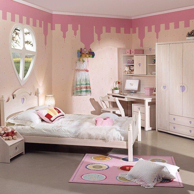 Интерьер детской комнаты: 30 фото примеров