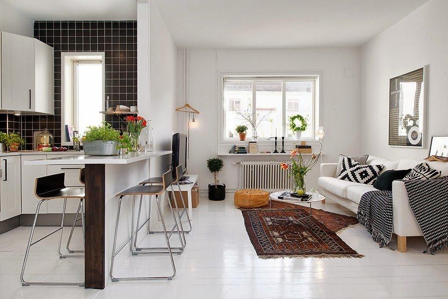 дизайн квартиры в скандинавском стиле подчеркнуть, что распространенными