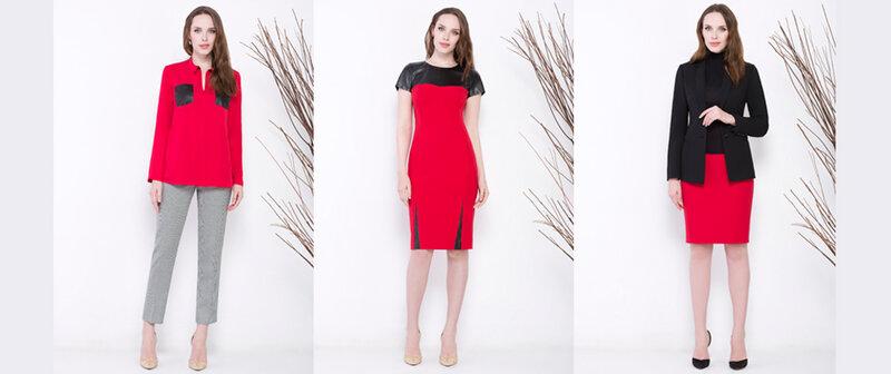 Каталог модной женской одежды Endea