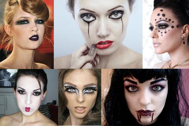 Хеллоуин Макияж: время удивлять своим образом!   TheYou