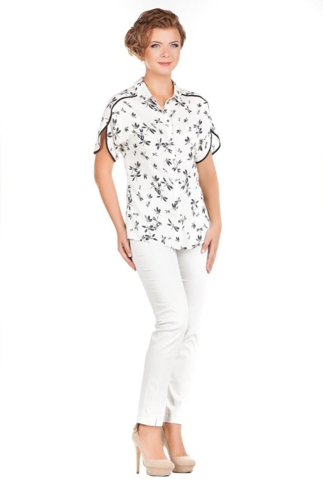 Lass - интернет магазин женской одежды Брюки женские Фам 1500.1.4Ф