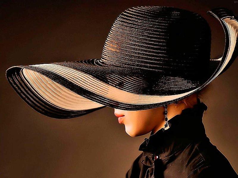 модные женские шляпы, шляпки 2016 фото