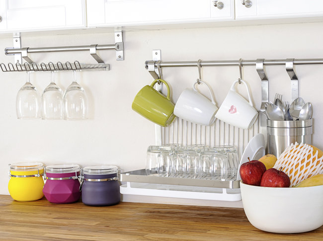 Обновляем кухню без ремонта. Фото: thinkstockphotos.com - Портал Домашний