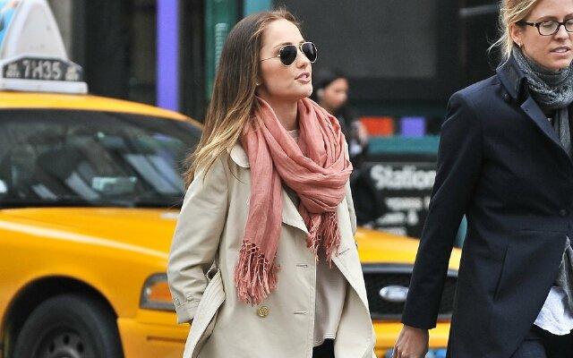 платок на пальто3